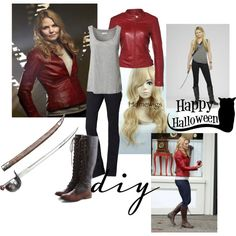"""""""Emma Swan (Once Upon a Time)"""" by maria-kuroshchepova on Polyvore"""