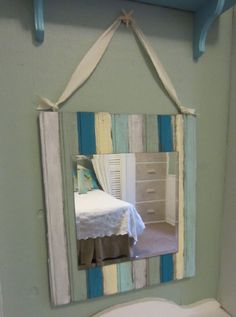 i could make this mirror. but BIGGER