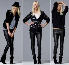 leather pants *.*