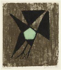 Ewald Mataré Moose Art, Birds, Animals, Auction, Artworks, Animales, Animaux, Bird, Animal