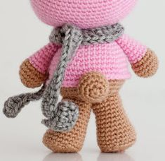 Crochet Designs Free: Beautiful crochet with Standard Crochet Diy, Crochet Bear, Crochet Hats, Crochet Designs, Crochet Patterns, Beautiful Crochet, Free Design, Free Pattern, Hello Kitty