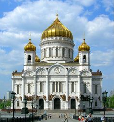 Image from https://upload.wikimedia.org/wikipedia/commons/e/e5/Christ_the_Savior_Cathedral_Moscow.jpg.