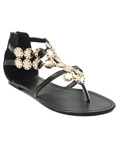 Sandals - Black Sissy Boy, Summer Months, Free Spirit, Flat Sandals, Things That Bounce, Patent Leather, Glamour, Pairs, Chic