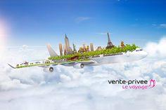 Vente-privee Le Voyage propose des séjours à prix réduit et des vols à bas prix, inclus ou en complément de ses offres de séjours via MisterFly.