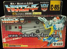 takara g1 transformers c85 boardside #transformer
