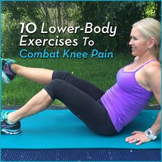Knee pain is one of