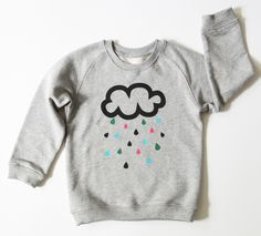 so... um... this is for kids... but I'm making one for me to wear on rainy days.