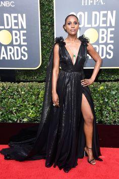 Issa Rae actress 2018 Golden  Globes