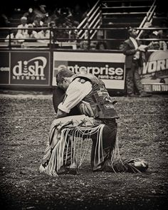 P.B.R. - Professional Bull Riders - Prayer
