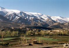 High Atlas in central Morocco ◆Morocco - Wikipedia http://en.wikipedia.org/wiki/Morocco #Morocco