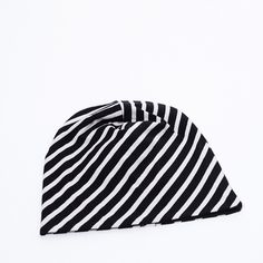 Papu Raita Reverse Hat Black Stripe Adult