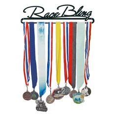RACE BLING Race Medal Hanger from GoneForaRUN. $47.99