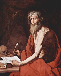 Let us celebrate the great St Jerome whose Feast Day it is today! – September 30 #pinterest St. Jerome spent long years of his life in a little cave at Bethlehem, where Jesus had been born. There he prayed, studied the Bible, and taught many people how to serve God. He wrote a great many letters and even books...............  Awestruck