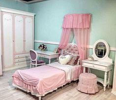 Мечтаете создать волшебный интерьер для вашей маленькой принцессы? Подарите ей сказку вместе с мебелью Angelic room МЦ «Мебель Park», корпус А, 2-ой этаж, пав. 261А #мебель #мебельпарк #mebelpark #тцмебельпарк #румянцево #мебельдлядочки #идея #принцесса #анжеликрум #angelicroom #design