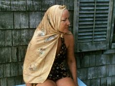Edie Beale in Grey Gardens, she is explaining that because her Mother owned Grey Gardens, she did not have a say in the friends that came through. Edie Bouvier Beale, Edie Beale, Edith Bouvier, Gray Gardens, Jacqueline Kennedy Onassis, Cool Costumes, Style Icons, Fashion Models, Cool Outfits