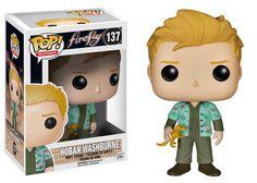 Pop! TV: Firefly - Hoban Washburne | Funko ||||  Awwww, he has a dinosaur and everything! <3