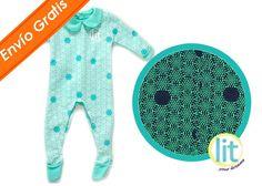 Cute Snow (12 meses) #pijamas #bebes #niños #mamelucos #lit #babies #kids #night #clothes #brillan #noche #pants #jersey #sleepwear #enviogratis
