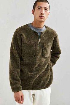 Manastash Bigfoot Pullover Sweatshirt - Urban Outfitters