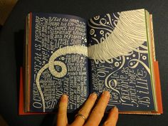 Whitman Illuminated: Song of Myself on Typography Served