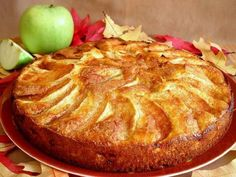 Low Fat Apple Cake - Ww I originally got this from Weight Watchers' website. I increased the recipe by to fit my spring form pan. 1 serving equals 5 points with my modifications. Weight Watcher Desserts, Weight Watchers Meals, Low Calorie Desserts, Ww Desserts, Dessert Recipes, Apple Cake Recipes, Ww Recipes, Cooking Recipes, Cocina Light