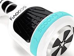 Protective Scoovy Teal Replacement Bumper for Hoverboard / 2 Wheel Self Balancing Scooter - One Pair by Scoovy (5) Buy new:  $29.95 $19.95 2 used & new from $14.95 (Visit the Hot New Releases in...