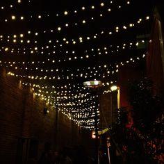 Far Bar in Los Angeles, CA - late night HH, patio