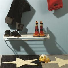 Maze shoe shelf - white - Maze