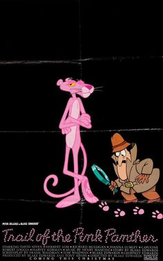Trail of the Pink Panther (1982) Original One-Sheet Movie Poster