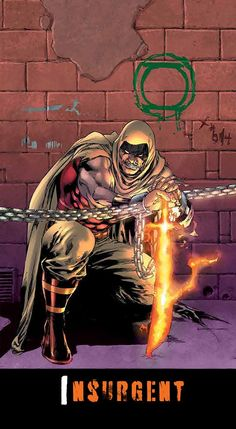 Rustam was the leader of the Jihad. He was able to form a scimitar of pure fire that was able to cut through almost anything. Black Site, Dc Rebirth, Ancient Persian, Arch Enemy, He Is Able, Justice League, Squad, Dc Comics, Vines
