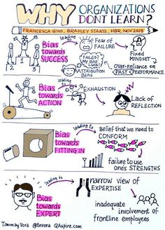 Why Organisations Don't Learn