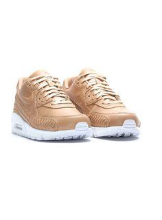 """Air Max 90 Woven """"Vachetta Tan"""" von Nike auf LadenZeile.de ➜ Jetzt entdecken: www.ladenzeile.de/detail/533261642"""