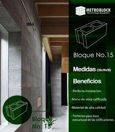 La homogeneidad de los colores de los bloques de cemento con las vigas y columnas de concreto dan calidad a la vista de la arquitectura.