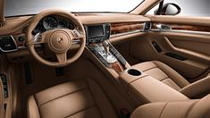2014 Porsche Panamera Turbo S Cabin Interior New Panamera, Porsche Panamera Turbo, Dashboard Car, New Luxury Cars, Ferdinand Porsche, Sports Sedan, Top Cars, Performance Cars, Car Wheels