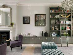 Fabulous multi-level Victorian townhouse renovation in London