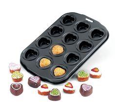 Little Obsessed - Petite NonStick #Heart Pan, $12.99 (http://www.littleobsessed.com/petite-nonstick-heart-pan/)