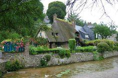 Villages les plus romantiques : Veules-les-Roses