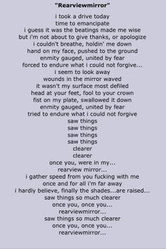 Prob my favorite PJ song evah. Pearl Jam Quotes, Pearl Jam Lyrics, Music Lyrics, Music Quotes, Music Songs, Song Quotes, Music Love, Music Is Life, Good Music