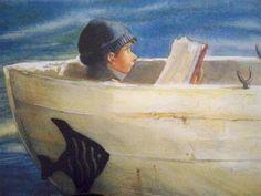 Between waves and words: flavor of the sea / Entre olas y palabras: sabor de mar (ilustración de Marina Marcolín)