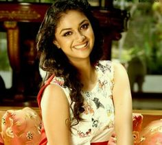 Malayalam heroine Keerthi Suresh is on her way to become a busiest actress in Telugu. She will be debuting here in the tinsel town with Ram's