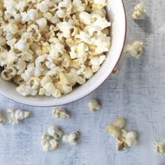 Sweet and Salty Kettle Corn - delicious popcorn!