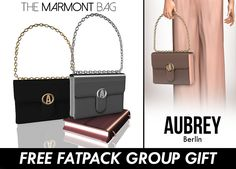 "Aubrey // The ""Marmont"" Bag - Free Group Gift | by averydaubrey"