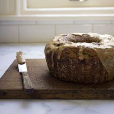 olive oil banana bread
