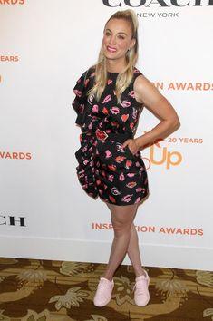 Kaley Cuoco – 2018 Step Up Inspiration Awards in LA Kaley Cuoco Body, Big Bang Theory Penny, Kaley Couco, Blonde Actresses, Melissa Rauch, Classy Women, Bigbang, American Actress, Celebs