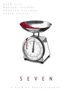 Se7en by Daniel Keane