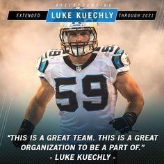 Carolina Panthers  59 Luke Kuechly Nc Panthers 7093bbf89