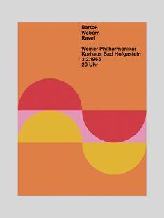 HfG Ulm poster — Designspiration