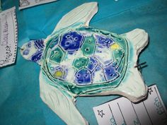 Clay Sea Turtles: Save the Turtles Earth Day Project