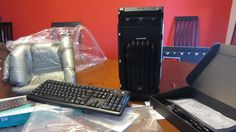 Howard's Tech Blog.  Unboxing of the CybertronPC Palladium (VR Ready) Gaming Desktop Computer.  I will be using this gaming computer for HD action games and software product reviews on Youtube. It has an Intel I7 Processor, Windows 10 Home version, CPU Speed 6700 (3.4GHZ), a DVD drive, 1 TB Hard Drive, 16 GB memory and an NVIDIA GeForce GTX1070 graphics card.https://youtu.be/5vmI8T4NceE