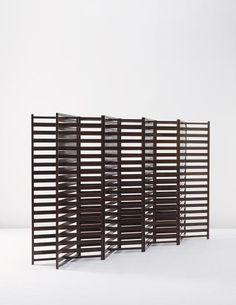 PHILLIPS : NY050214, Joaquim Tenreiro, Rare screen, for a private commission, São Paulo, Brazil