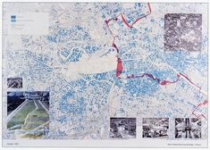 Berlin masterplan by Norman Foster, from Architectural Design v.61 n.92 1991: 32 on RNDRD.